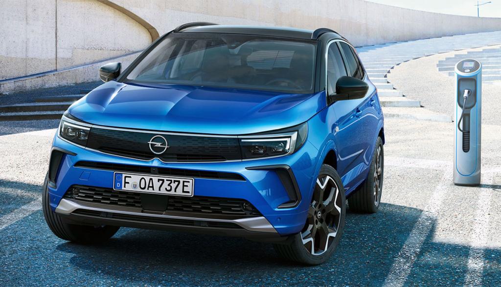 Opel grandland Hybrid-7