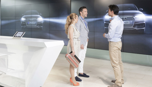 Audi-Handel