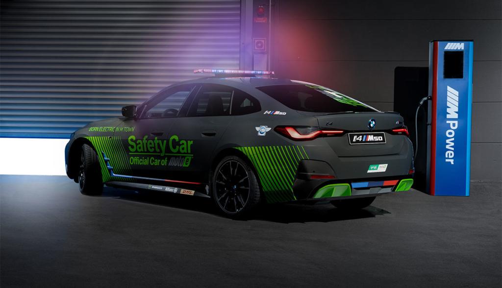 BMW-i4-M50-Safety-Car-für-den-FIM-Enel-MotoE-2021-3