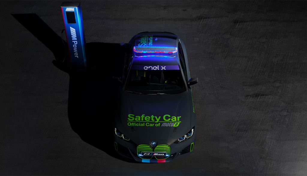 BMW-i4-M50-Safety-Car-für-den-FIM-Enel-MotoE-2021-5
