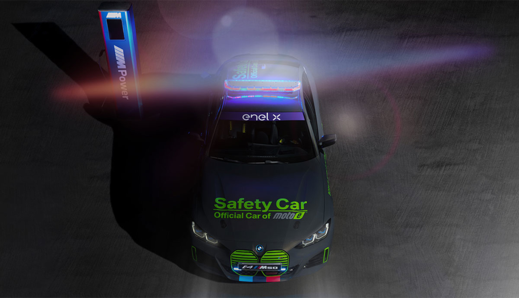 BMW-i4-M50-Safety-Car-für-den-FIM-Enel-MotoE-2021-7