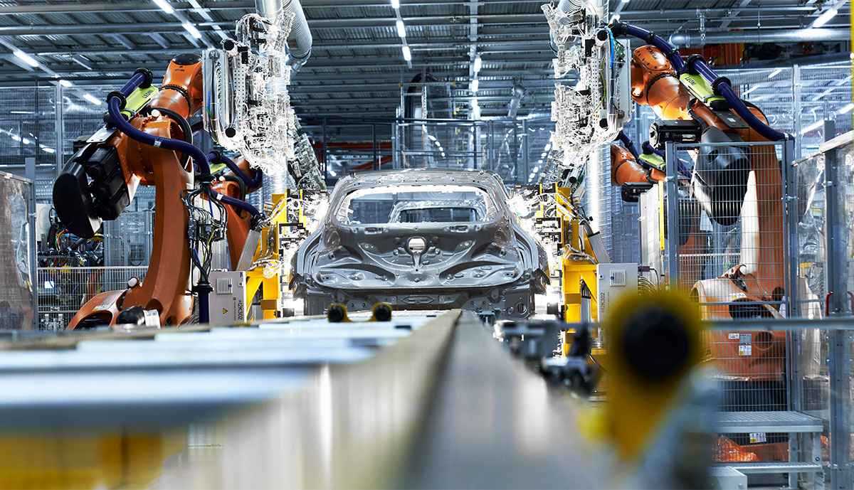 BMW-iX-Produktion