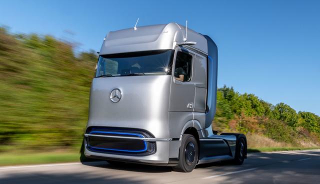 Daimler-GenH2-Truck