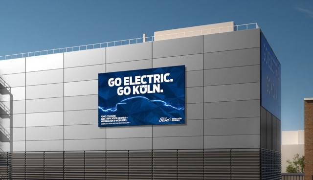 Ford-Electrification-Koeln