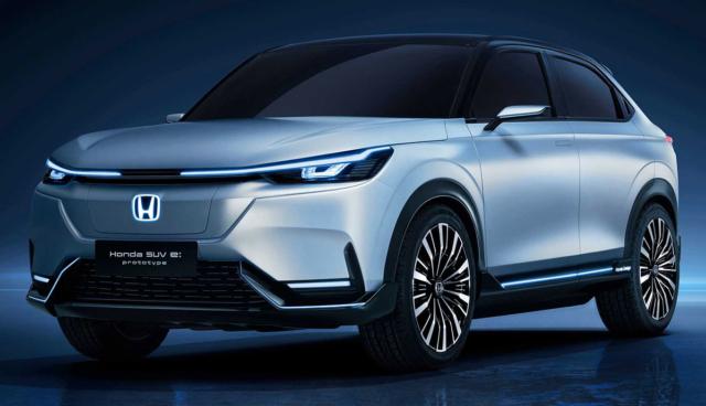 Honda-SUV-E-Prototype