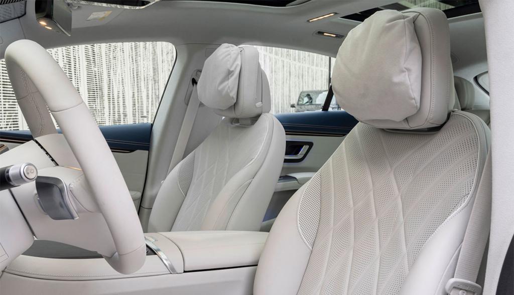 Mercedes EQS 2021-2-2