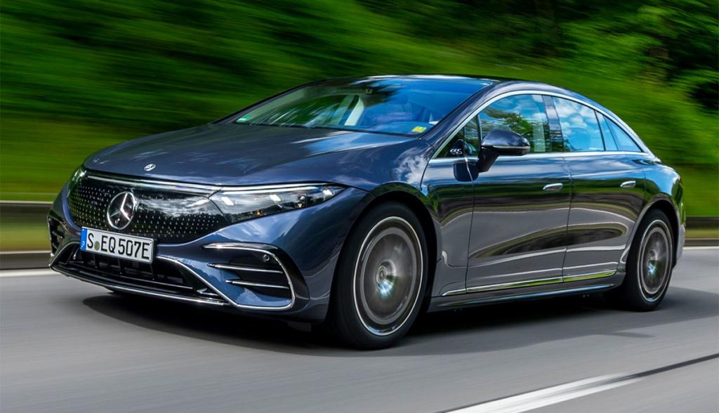 Mercedes EQS 2021-2-4