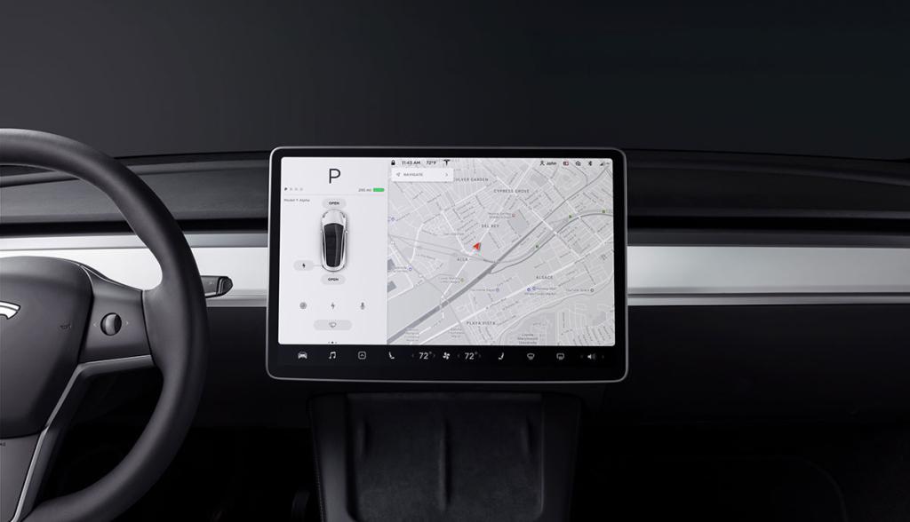 Tesla Model Y-2021-3