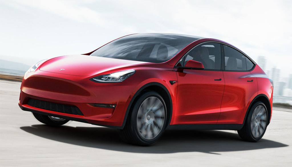 Tesla Model Y-2021-7