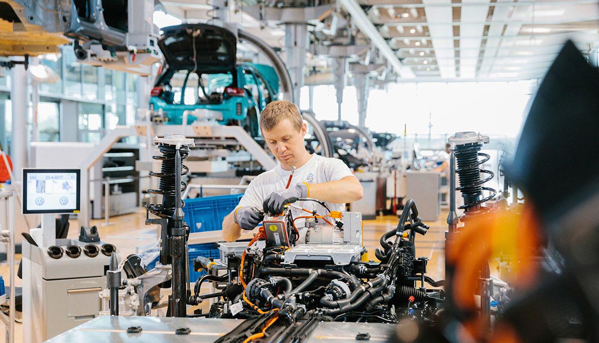 VW-i3-Produktion