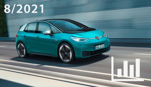 Elektroauto-Zulassungen-August-2021