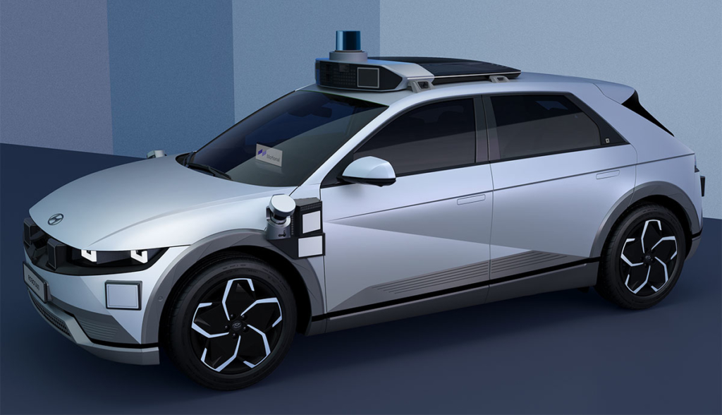 Hyundai Ioniq 5 Robotaxi-2021-1