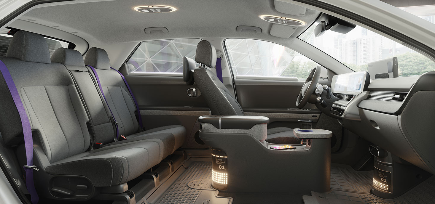 Hyundai Ioniq 5 Robotaxi-2021-2