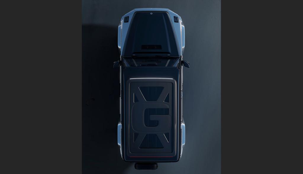 Mercedes-Concept-EQG-Dach