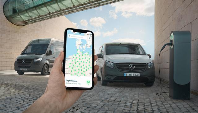 Mercedes-Ladeflatrate
