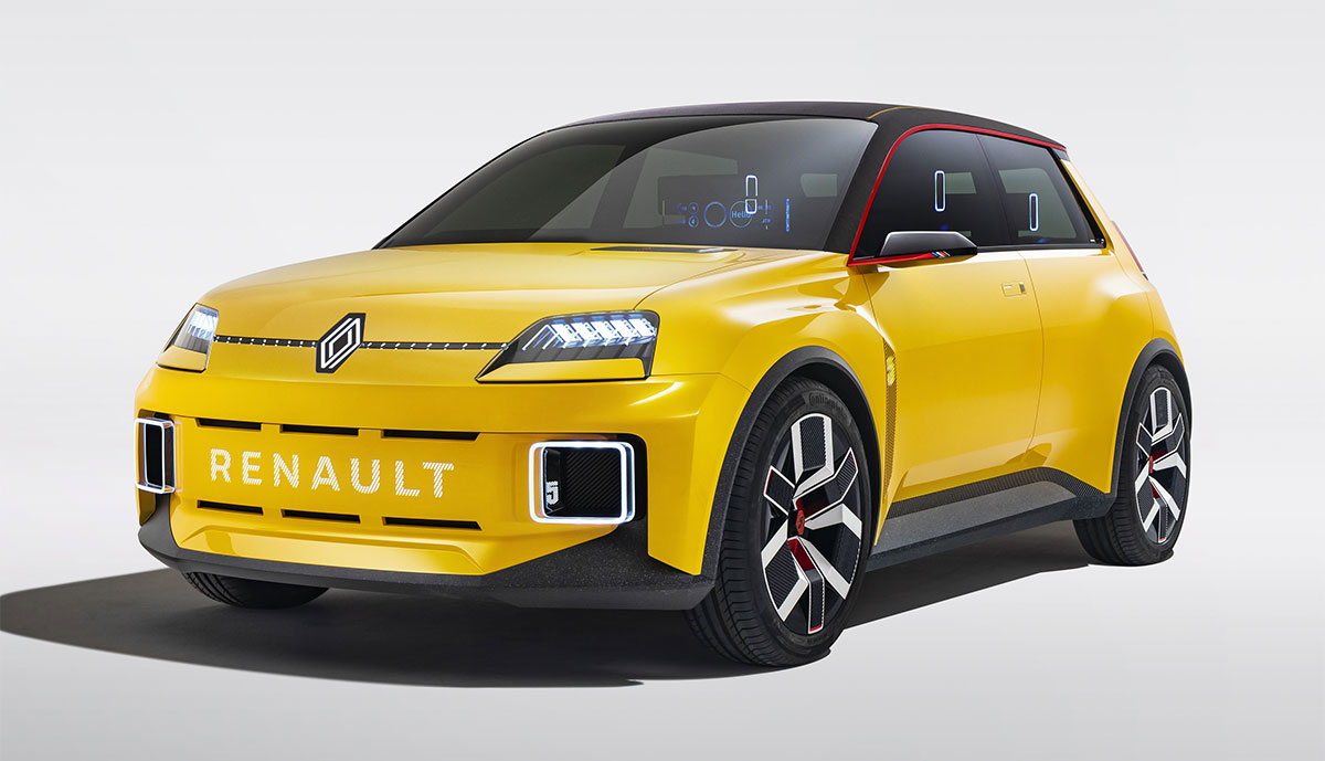 Renault-5-neu-Front