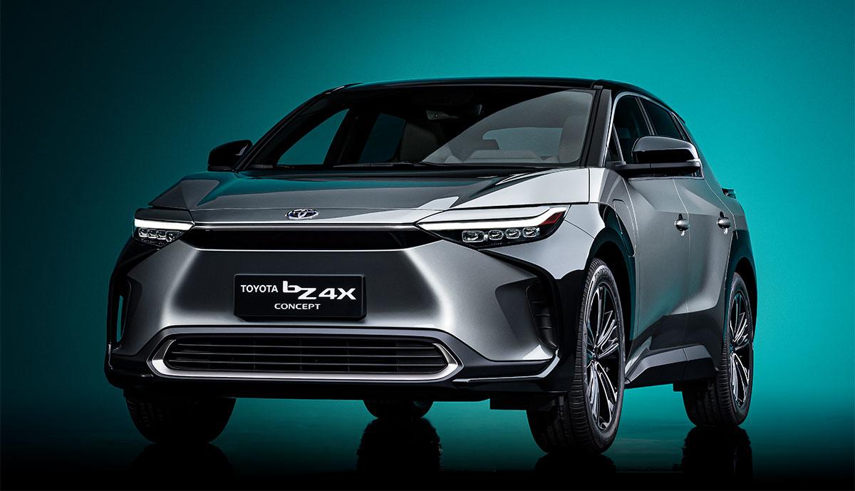 Toyota-bZ4X