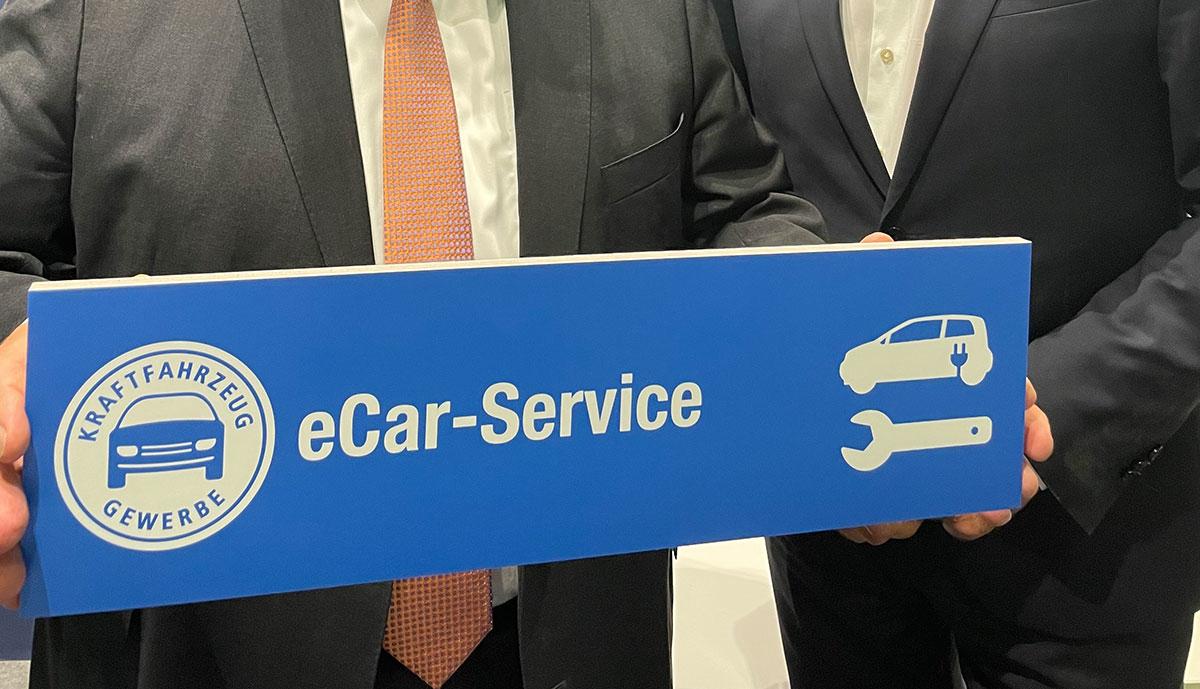 eCar-Service_Zusatzschild