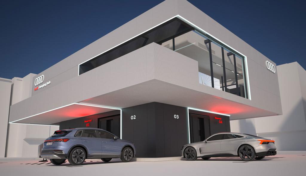 Audi Charging Hub Nuernberg-2021-7