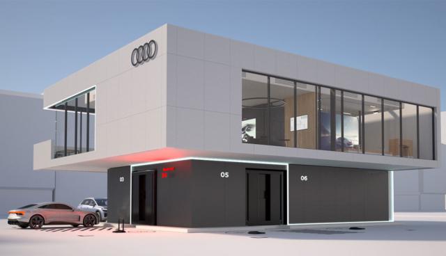 Audi Charging Hub Nuernberg-2021-8