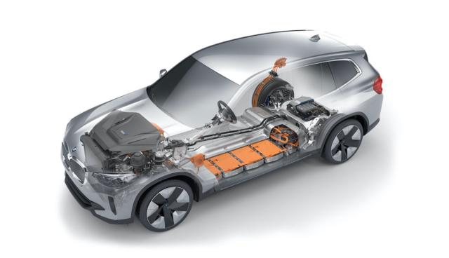 BMW iX3 Batterie