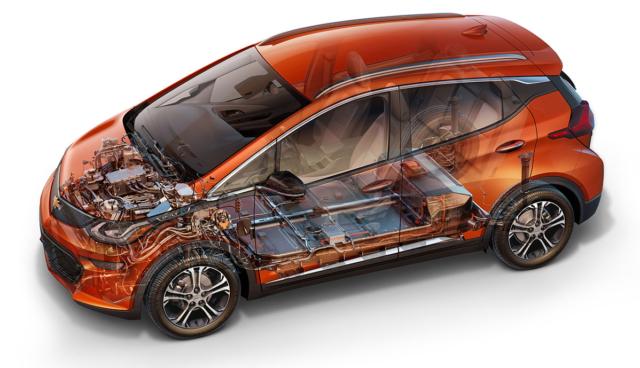Chevrolet-Bolt-Batterie