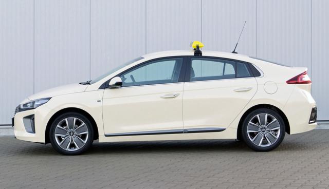 Hyundai-Ioniq-Elektro-Taxi
