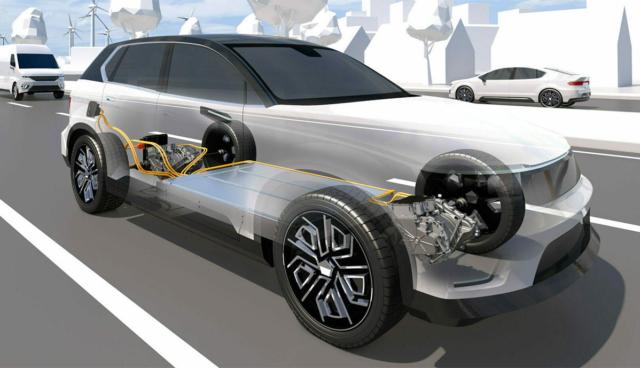 IAV-Elektroauto-Plattform