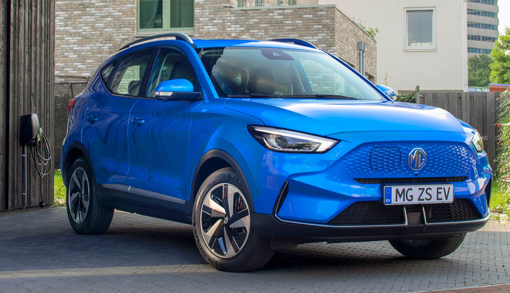 MG-Motor-neuer-ZS-EV-2021