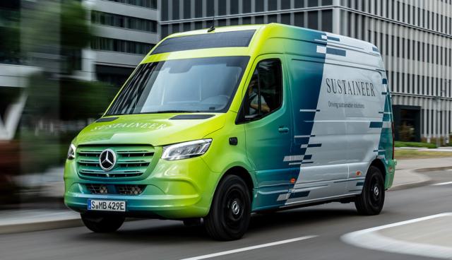 Mercedes-Sustaineer