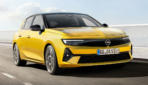 Opel Astra Hybrid-4