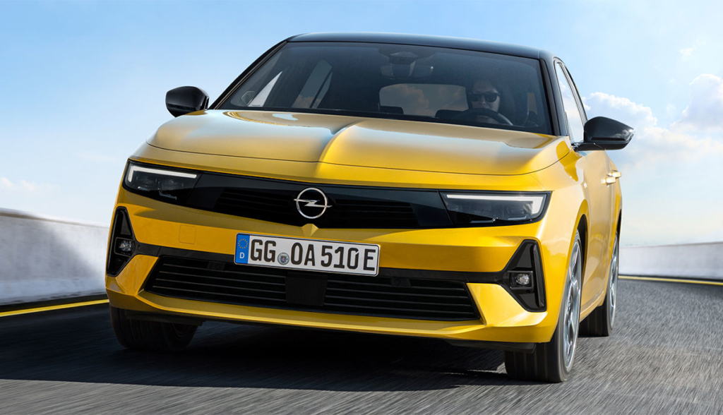 Opel Astra Hybrid-7