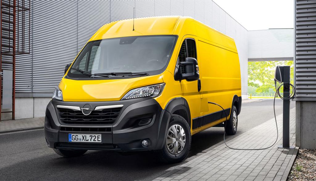 Opel Movano-e-2