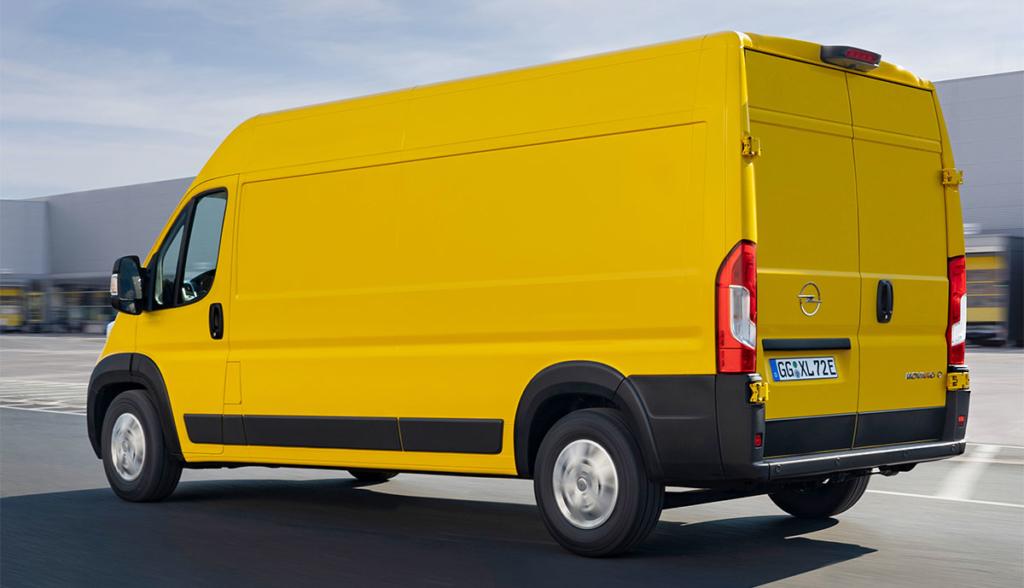 Opel Movano-e-5