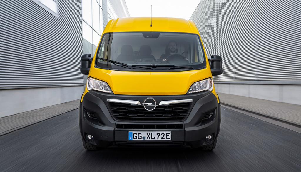 Opel Movano-e-8