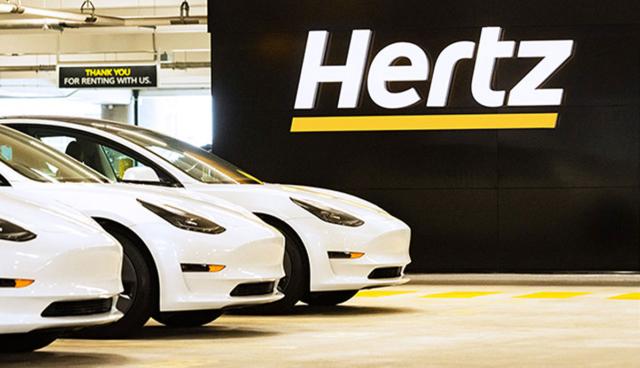 Tesla-Model-3-Hertz
