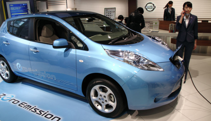 Elektromobilität: China hängt alle ab