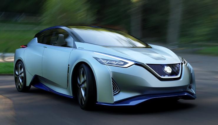 Nissan: Neues Elektroauto mit Range Extender in Arbeit