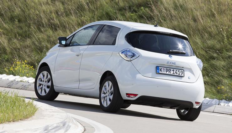 Elektroauto-Jahr 2015: Renault ist Marktführer – und will es bleiben