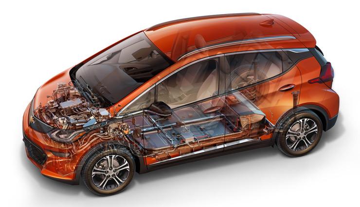 Chevrolets neues Elektroauto Bolt: Technische Daten und Bilder veröffentlicht