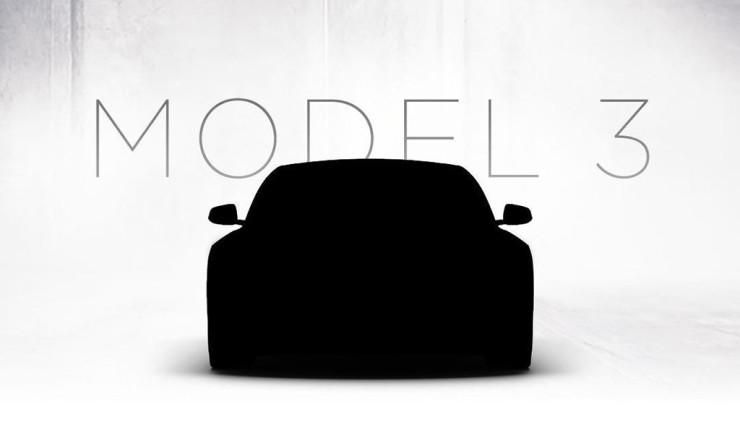 Teslas Kompakt-Elektroauto Model 3 könnte unteres Premiumsegment dominieren
