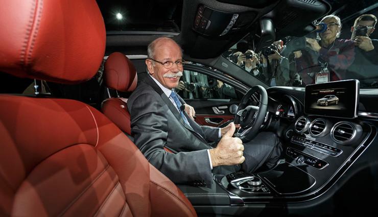 """Daimler-Chef Zetsche: Elon Musk ist ein """"Vordenker"""""""