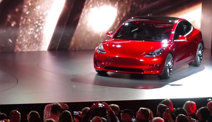 """Tesla-Chef: Model 3 hat die Branche endlich """"aufgeweckt"""""""
