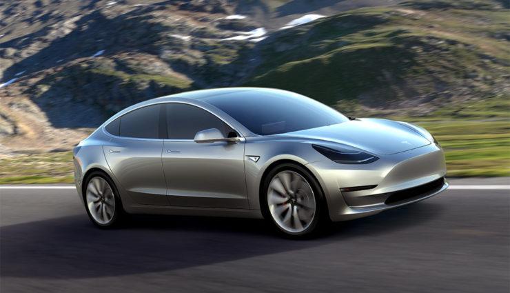 Tesla-Chef: Wer ungesehen bestellt hat, fährt wahrscheinlich noch 2017 Model 3