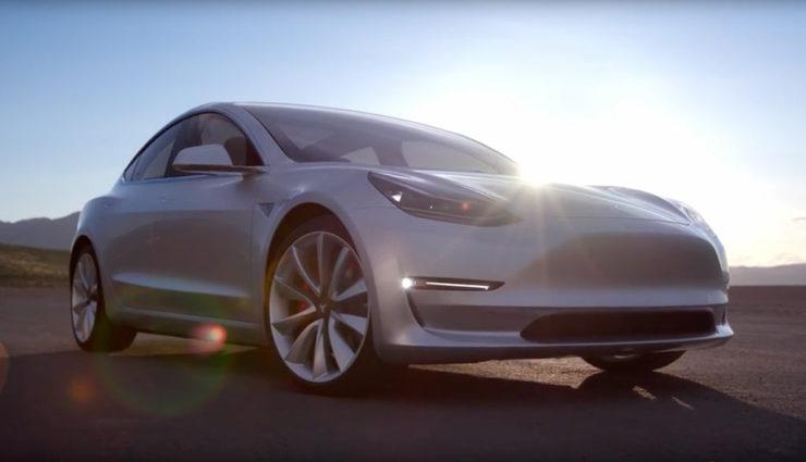 Tesla: Erste Model-3-Reportage veröffentlicht (Video)
