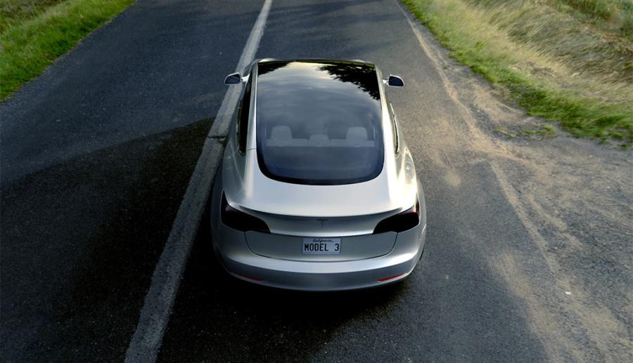 Tesla: 100-kWh-Batterie kommt auch Kompakt-Elektroauto Model 3 zugute