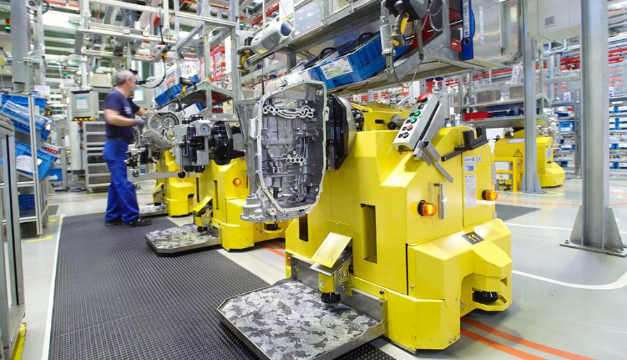 ZF bereitet Werk Saarbrücken auf Elektromobilität vor