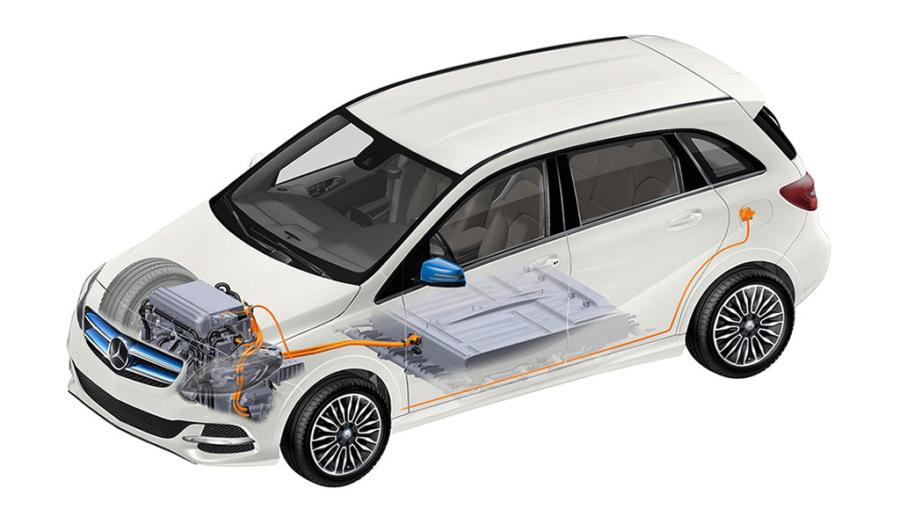 Elektroauto-Batterien noch zu schwer