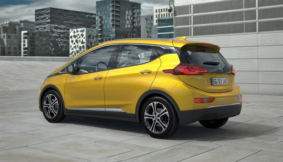 """Opel-Chef: Elektroauto Ampera-e kommt """"zum richtigen Zeitpunkt"""""""
