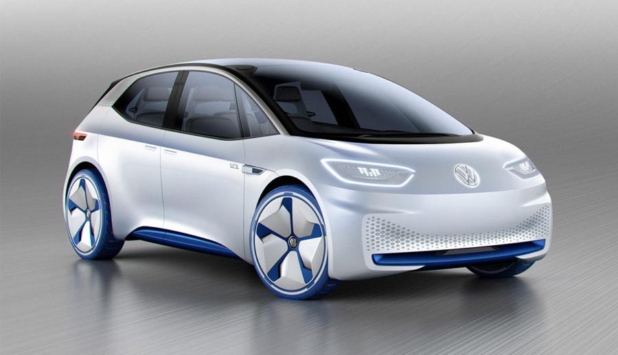 """""""I.D."""": So sieht VWs Kompakt-Elektroauto der neuesten Generation aus"""